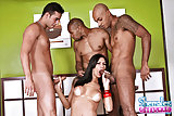 Real Orgy With Renata Araujo