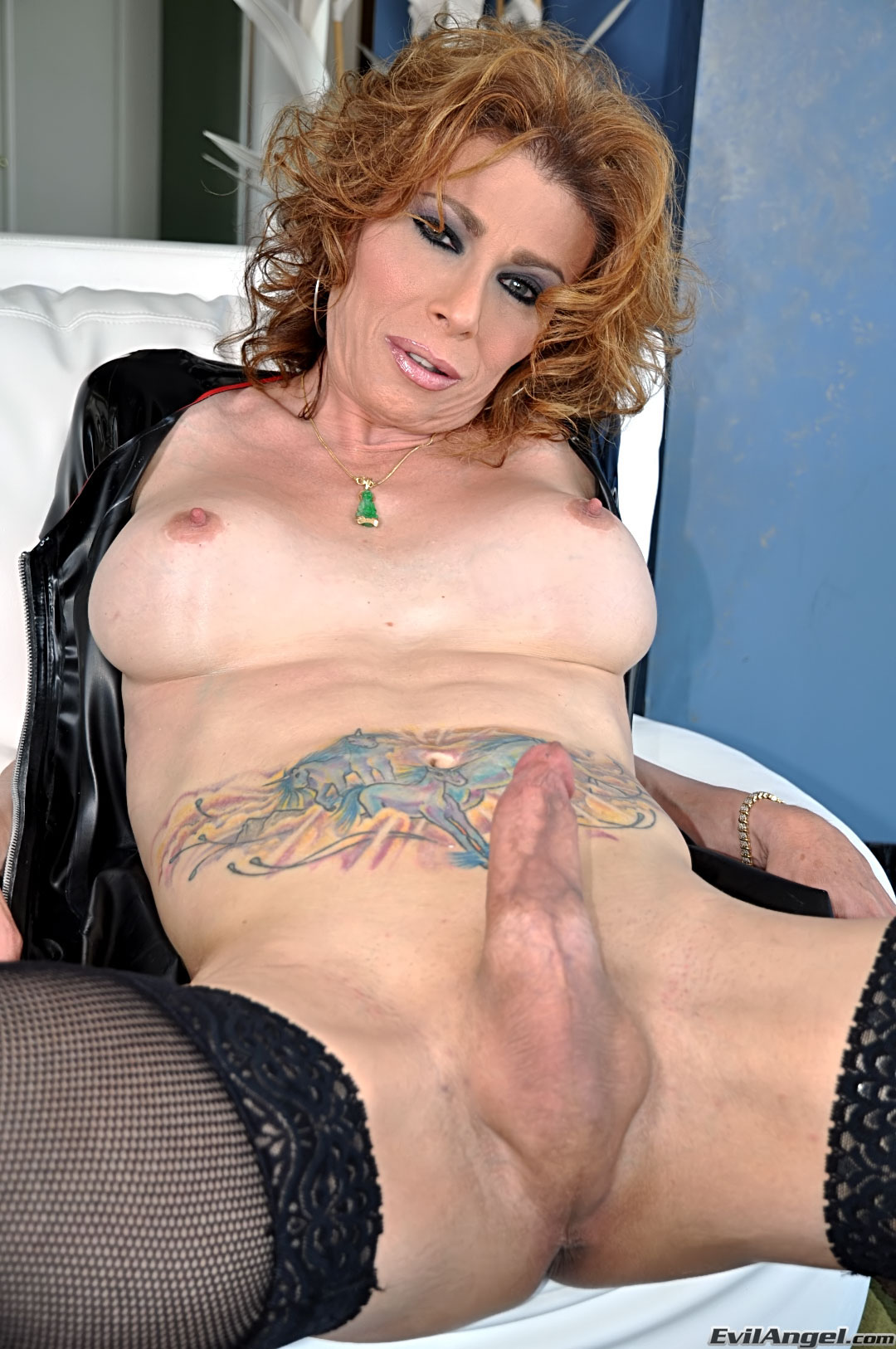 Passable transsexual