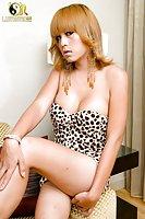 Very soft and feminine tranny May
