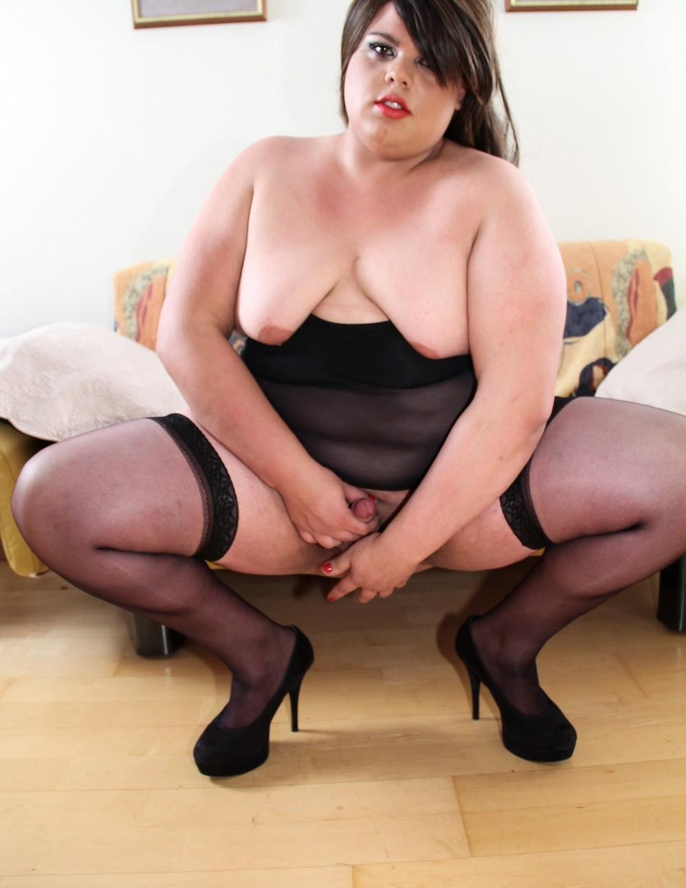 толстые и жирные транссексуалки фото