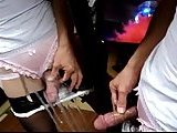 Masturbating Crossdressers Video