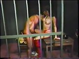Prison sex with a vintage tranny bitch