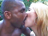 Trans Plays With Ebony Chap