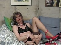Donna Queen the Sexy Stocking Slut