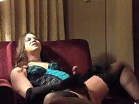 Sexy Lingerie Joanie Cumming