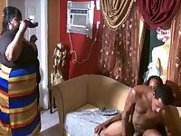 JuicyNikki Films a Shemale Video
