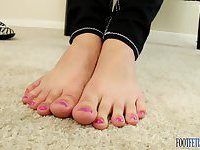For TS foot lovers
