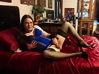 Joanie - Blue Bustier