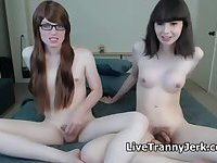 Sexy Teen Trannies Playing