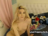 Ts shows cock on cam