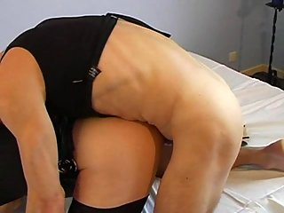 MIlf shemale in homemade porn scenes
