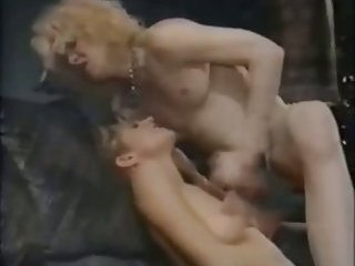 Vintage TS sex with a girl