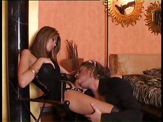 Mutual anal sex