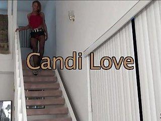 Candi Love bonked by white chap