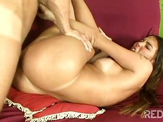Sexy tranny has a sex with guy