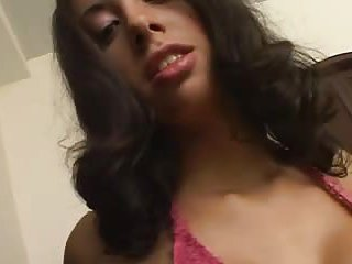 This latina TS girl is a great fucker