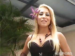Watch hot latina fucking trio