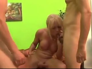 Joanna Jet in double anal